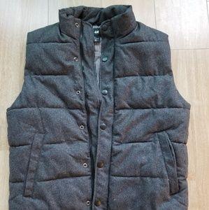 H&M puffy wool vest